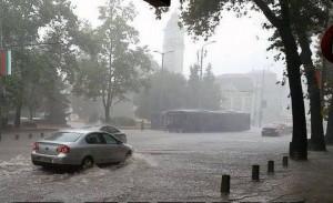 Бургаско е в бедствено положение – изляха се над 70 литра за денонощие