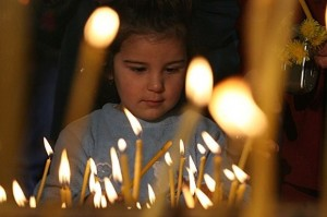 Почитаме паметта на Вяра, Надежда и Любов и майка им София