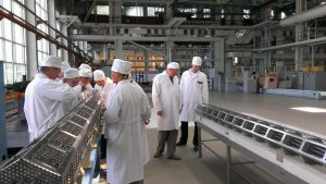 "За десет месеца корпорация ""Росатом"" е доставила на ядрено оборудване за над 500 млрд. рубли"
