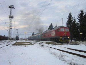 Влак дерайлира по линията София-Карлово