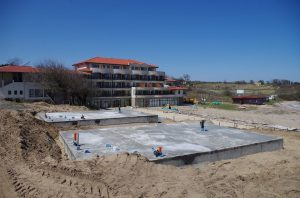 След разследване държавата установи, че има бетон върху дюните на Корал