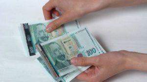 От днес минималната работна заплата става 380 лева