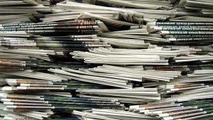 Седемте гряха на печатните медии у нас