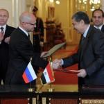 Още в началото на годината Египет и Русия се разбраха да си сътрудничат в ядрената сфера. Снимка: архив