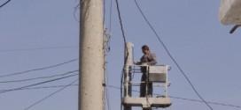 Ураганният вятър остави хиляди хора без ток
