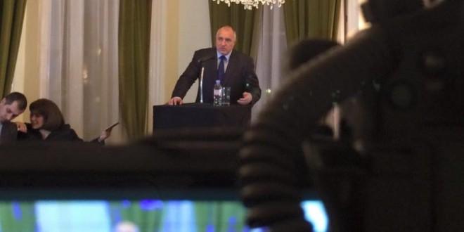 Борисов в Лондон: Кво чакате, бе!? Реформи ли?